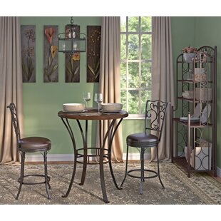 Orleans 3 Piece Pub Table Set