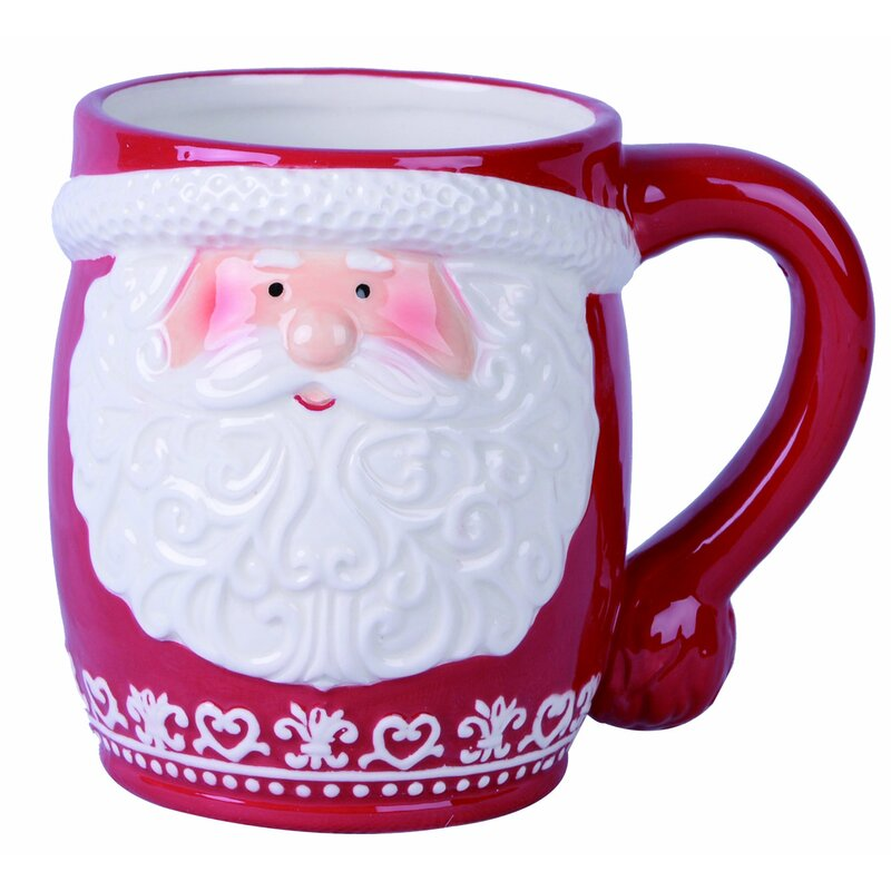 Zader Santa Coffee Mug