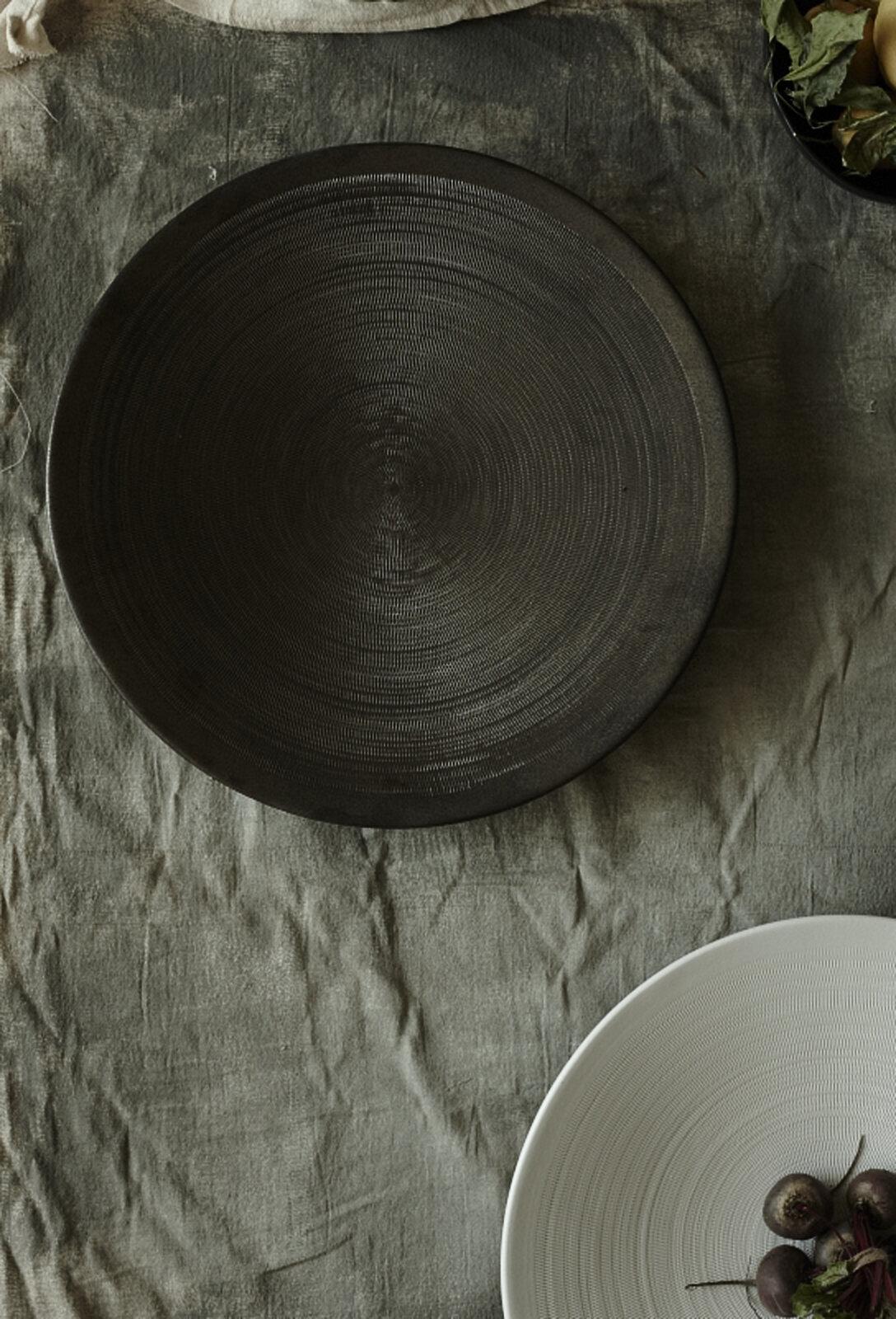 Canvas Home Anabra 15 5 Round Platter Bowl Wayfair
