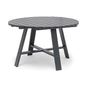 Alisia Wooden Coffee Table Image