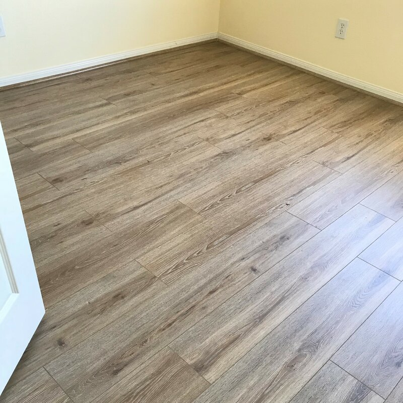 Yulf Design Flooring 8 X 48 X 12mm Pine Laminate Flooring In