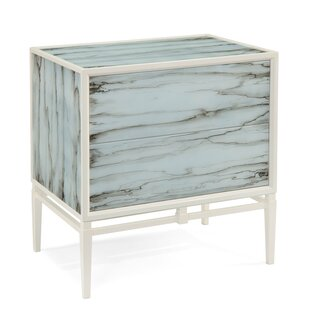 Inexpensive Carrara Nightstand by John-Richard