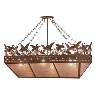 6-Light Pendant by Meyda Tiffany