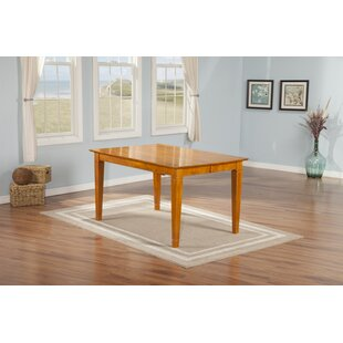Bluffview Solid Wood Dining Table