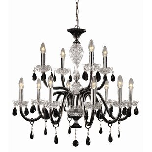 Versailles 12 Light Chandelier by TransGl..