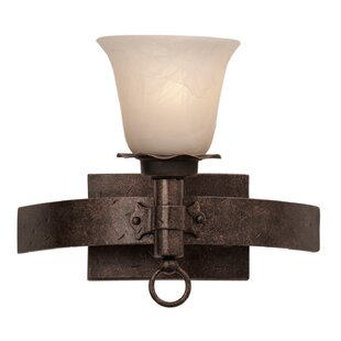 Americana 1-Light Bath Sconce by Kalco