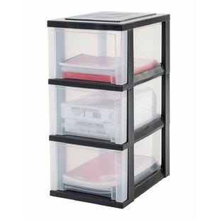 3 Drawer Filing Cabinet By IRIS