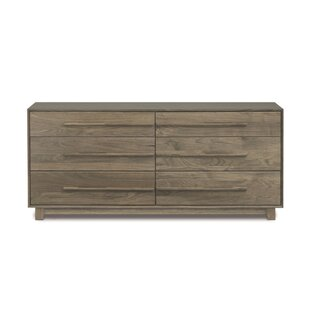 Sloane 6 Drawer Double Dresser by Copeland Furniture