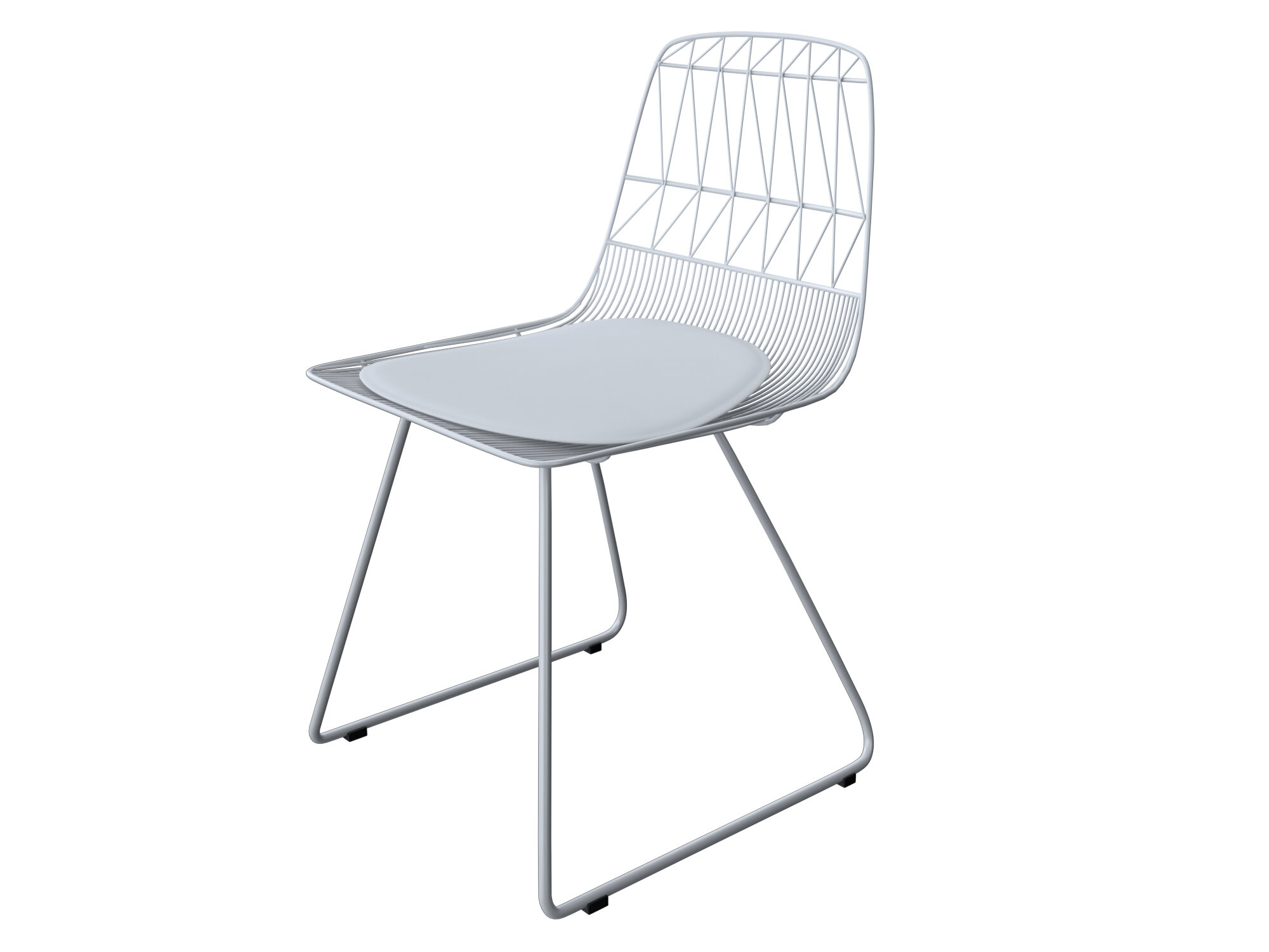 Tarrison Metal Slat Back Side Chair Wayfair