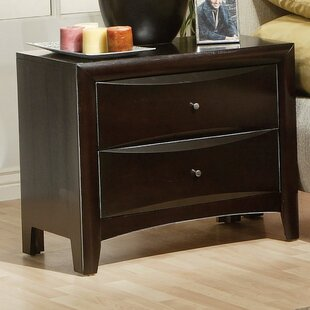 Barclay 2 Drawer Nightstand by Red Barrel Studio