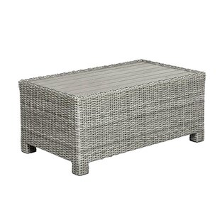 Crewe Rattan Bistro Table By Sol 72 Outdoor