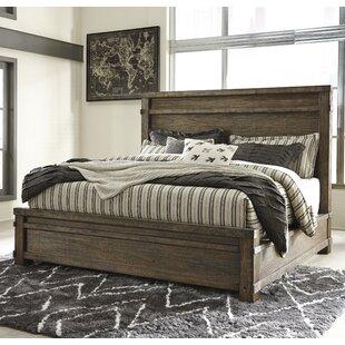 Loon Peak Belen Panel Bed