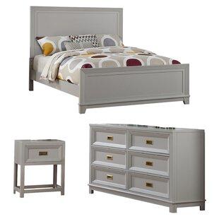 Tallassee Panel Configurable Bedroom Set by Mistana