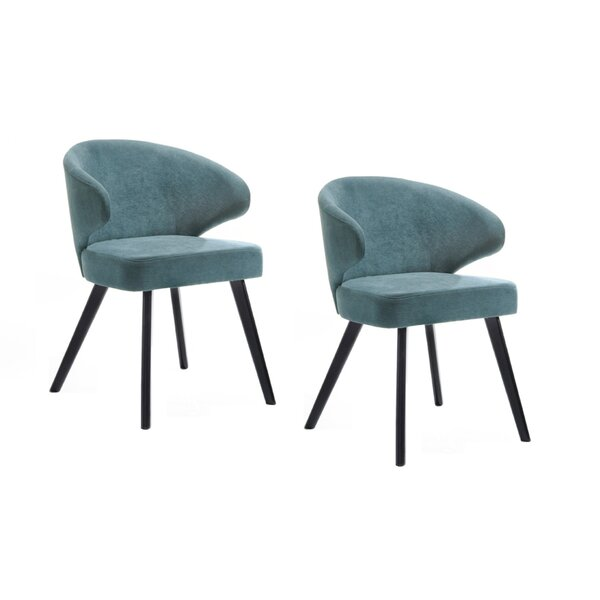 Corrigan Studio Heilyn Upholstered Dining Chair Reviews Wayfair