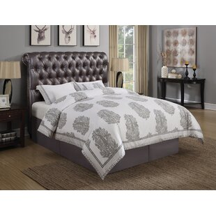 Greyleigh Jarratt Upholstered Panel Bed