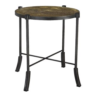 Coglin Swerve End Table
