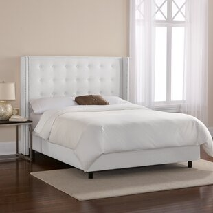 Willa Arlo Interiors Davet Upholstered Panel Bed