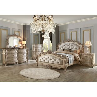 Grajeda Panel Configurable Bedroom Set