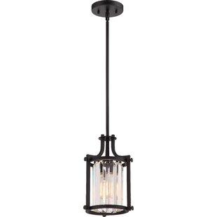 Mercury Row Bunton 1-Light Lantern Pendant