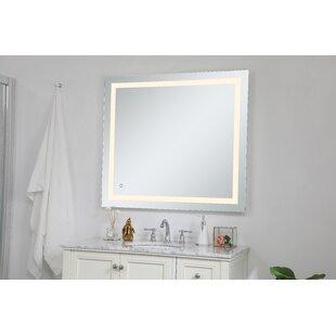 Modern Led Wall Mirror Wayfair
