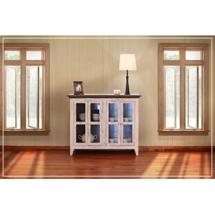 Glenpool 4 Glass Door Sideboard