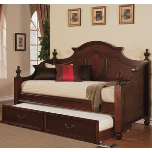 Saffold Twin Daybed with Trundle