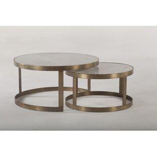 World Interiors Leonardo Coffee Table Set
