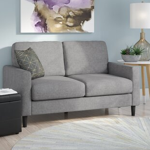 Budget Cazenovia Loveseat by Zipcode Design Reviews (2019) & Buyer's Guide