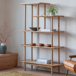 Blaze Bookcase By Gracie Oaks