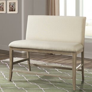 Dilbeck Upholstered Bench by Brayden Studio