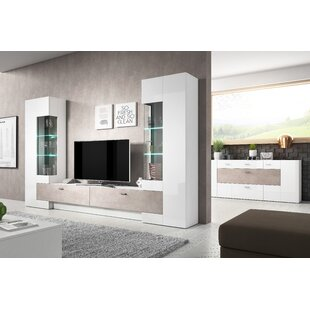 Glenys Entertainment Center for TVs up to 55