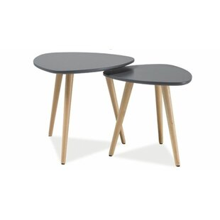 Drubin 2 Piece Coffee Table By Norden Home