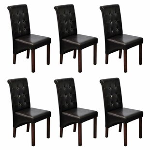 Aycock Upholstered Dining Chair (Set of 6..