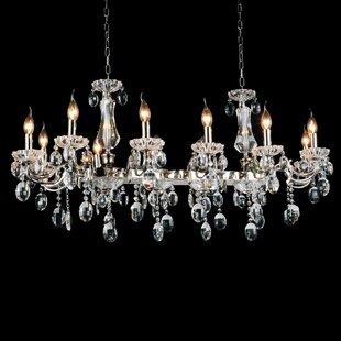Astoria Grand Combs 12-Light Chandelier