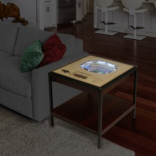 NFL Stadiumviews End Table By YouTheFan