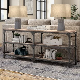 Industrial Console Tables You\'ll Love in 2019 | Wayfair