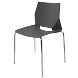 Harlequin Plastic Side Chair (Set of 4) by Sandler Seating