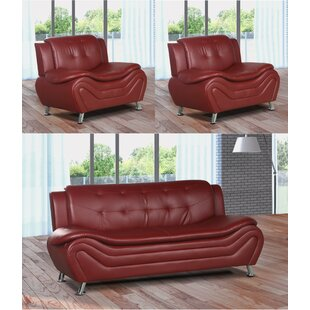 Affordable Tolar 3 Piece Living Room Set by Latitude Run Reviews (2019) & Buyer's Guide