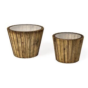 Hillpoint 2 Piece Nesting Tables by Loon ..