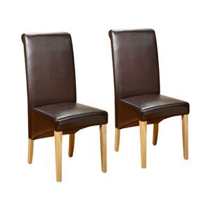 Roanoke Easy Upholstered Dining Chair Set Of 2