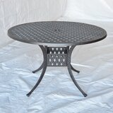 Nola Metal Dining Table