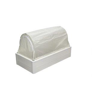 Guarden Multi Season System Quad 4 Ft. W x 2 Ft. D Mini Greenhouse
