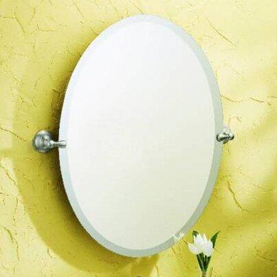 Dn6892bn Moen Sage Tilting Bathroom Vanity Mirror Reviews Wayfair