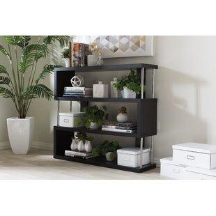 Ebern Designs Spicer 3 Tier Etagere Bookcase