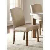 Ginny Upholstered Dining Chair (Set of 2) by Ophelia & Co.