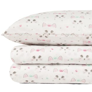 Southampton Cat Super Soft Sheet Set