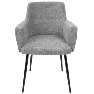 Milton Upholstered Dining Chair (Set of 2) Langley Street