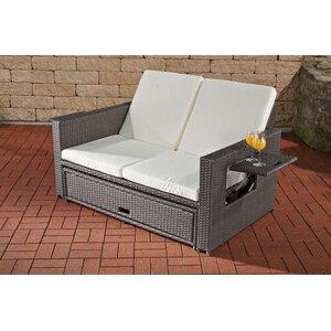 2-tlg. Sofa Eridanus mit Kissen von All Home