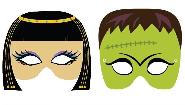 Halloween Masks Uk.Free Printable Halloween Masks Wayfair Co Uk