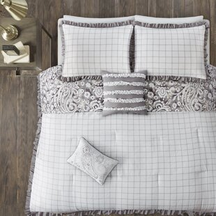 Mascolo Reversible Comforter Set by Gracie Oaks